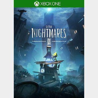 Little Nightmares II Xbox ONE / Xbox Series X|S