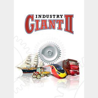 Industry Giant II (PC) Steam Key GLOBAL