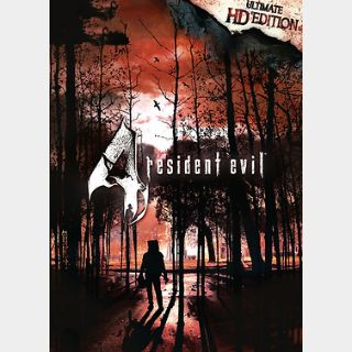 Resident Evil 4 Ultimate HD Edition (PC) Steam Key GLOBAL