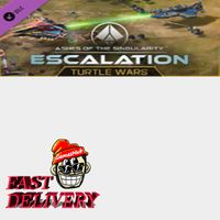 Ashes of the Singularity: Escalation - Turtle Wars DLC Key Steam PC GLOBAL