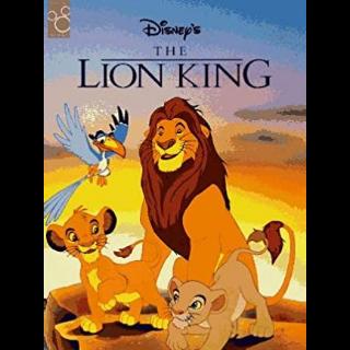 Disney's The Lion King Steam Key GLOBAL