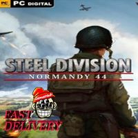 Steel Division: Normandy 44 Deluxe Edition Steam Key GLOBAL