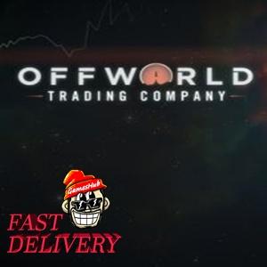 Offworld Trading Company Steam Key GLOBAL