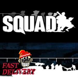Squad [STEAM][REGION:GLOBAL][KEY/CODE]