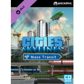 Cities: Skylines - Mass Transit Key Steam GLOBAL