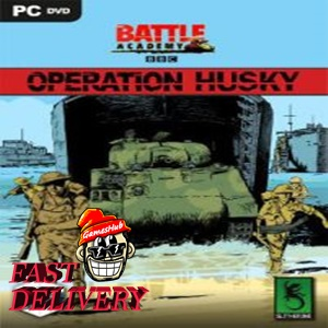 Battle Academy - Operation Husky Steam Key GLOBAL