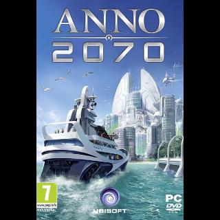 Anno 2070 - 3 DLC Pack (DLC) Uplay Key GLOBAL