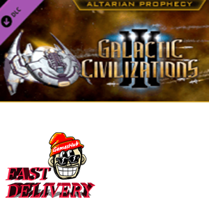 Galactic Civilizations III - Altarian Prophecy Key Steam GLOBAL