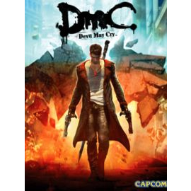 DmC: Devil May Cry Steam Key GLOBAL