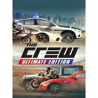 The Crew Ultimate Edition Uplay Key GLOBAL