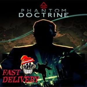 Phantom Doctrine Steam Key GLOBAL