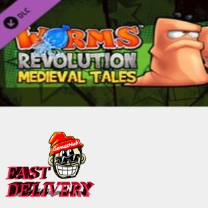 Worms Revolution: Medieval Tales Key Steam GLOBAL