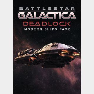 Battlestar Galactica Deadlock: Modern Ships Pack (PC) Steam Key GLOBAL