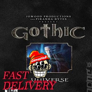 Gothic Universe Edition Steam Key GLOBAL