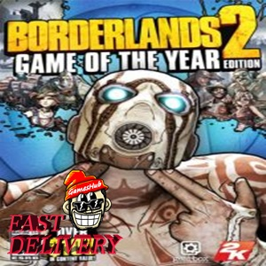 Borderlands 2 Game of the Year Edition (PC/Steam)