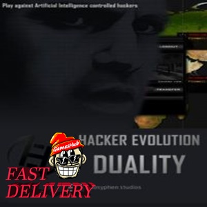Hacker Evolution Duality Steam Key GLOBAL