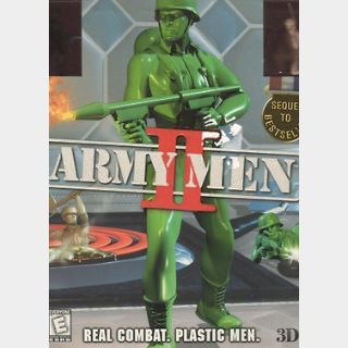 Army Men 2 (PC) Steam Key GLOBAL
