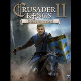 Crusader Kings II Collection Steam Key GLOBAL