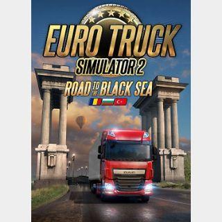 Euro Truck Simulator 2: Road to The Black Sea (PC) Steam Key GLOBAL