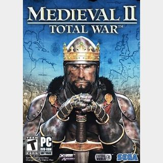 Total War: MEDIEVAL II Definitive Edition (PC) Steam Key GLOBAL