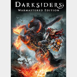 Darksiders Warmastered Edition (PC) Steam Key GLOBAL