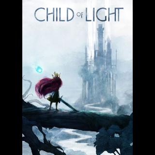 Child of Light Uplay Key GLOBAL