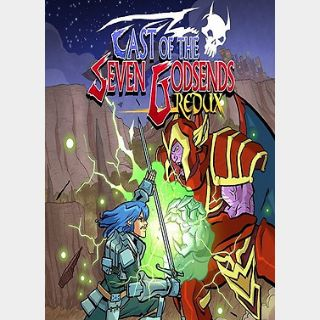 Cast of The Seven Godsends - Redux (PC) Steam Key GLOBAL