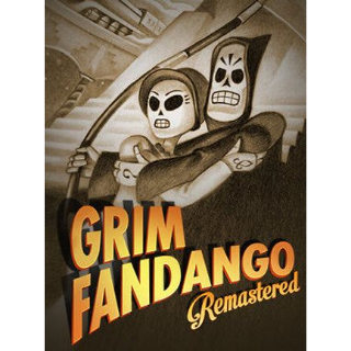 Grim Fandango Remastered GOG.COM Key GLOBAL