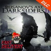 Darksiders 2 - Rusanov's Axe Steam Key GLOBAL
