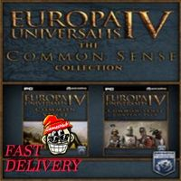 Europa Universalis IV: Common Sense Collection Key Steam GLOBAL