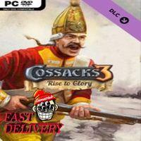 Cossacks 3: Rise to Glory Steam Key GLOBAL