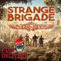 Strange Brigade Deluxe Steam Key GLOBAL