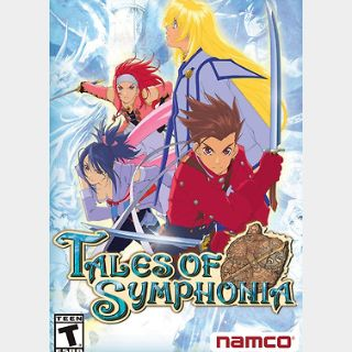 Tales of Symphonia (PC) Steam Key GLOBAL