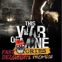 This War of Mine: Stories - Father's Promise Steam Key GLOBAL