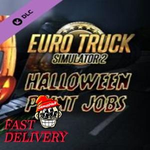 Euro Truck Simulator 2 - Halloween Paint Jobs Pack Steam Key GLOBAL