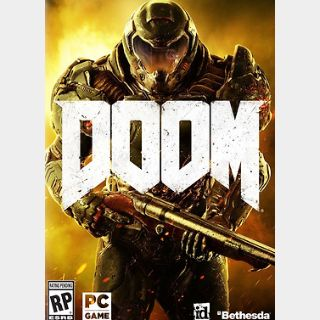 Doom (PC) Steam Key GLOBAL
