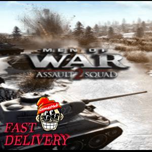 Men of War: Assault Squad 2 Steam Key GLOBAL