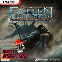 Fallen Enchantress - Legendary Heroes Steam Key GLOBAL