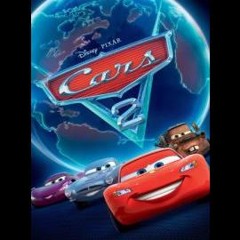 Disney Pixar Cars 2: The Video Game Steam Key GLOBAL