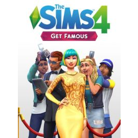 The Sims 4: Get Famous Origin Key GLOBAL