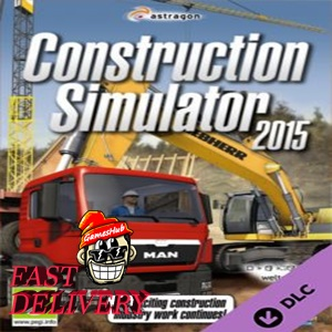 Construction Simulator 2015: Liebherr LB 28 Key Steam GLOBAL