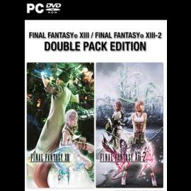 FINAL FANTASY XIII & XIII-2 BUNDLE Steam Key GLOBAL
