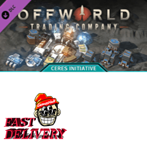 Offworld Trading Company - The Ceres Initiative Key Steam GLOBAL