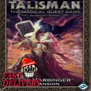 Talisman - The Harbinger Expansion Steam Key GLOBAL