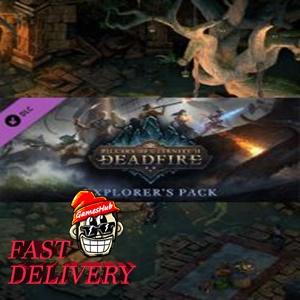 Pillars of Eternity II: Deadfire - Explorer's Pack Steam Key GLOBAL