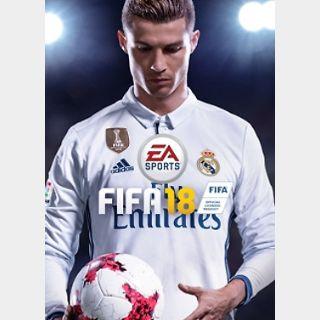 FIFA 18 (PC) Origin Key GLOBAL