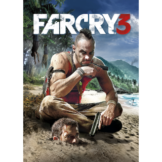 Far Cry 3 (Deluxe Edition) Uplay Key GLOBAL