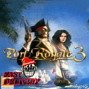 Port Royale 3 Steam Key GLOBAL
