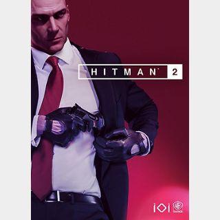 Hitman 2 (PC) Steam Key GLOBAL