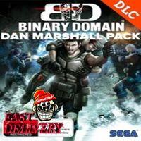 Binary Domain - Dan Marshall Pack Steam Key GLOBAL